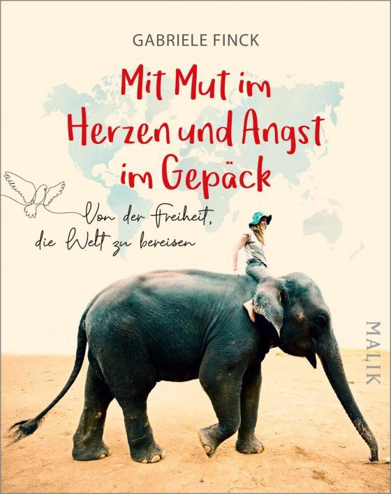 Cover-Bild Mit Mut im Herzen und Angst im Gepäck
