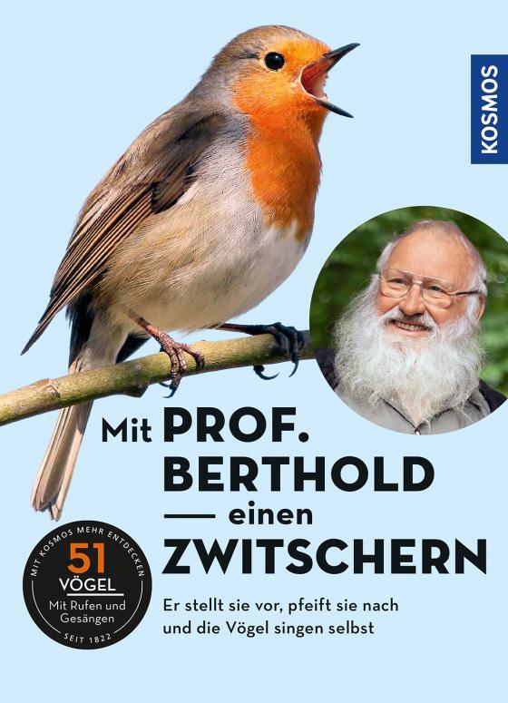 Cover-Bild Mit Prof. Berthold einen zwitschern!