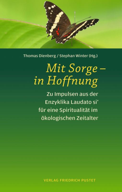 Cover-Bild Mit Sorge - in Hoffnung