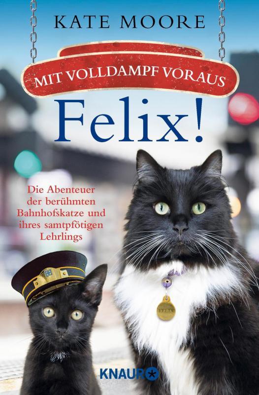 Cover-Bild Mit Volldampf voraus, Felix!