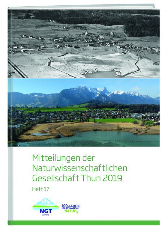 Cover-Bild Mitteilungen der Naturwissenschaftlichen Gesellschaft Thun