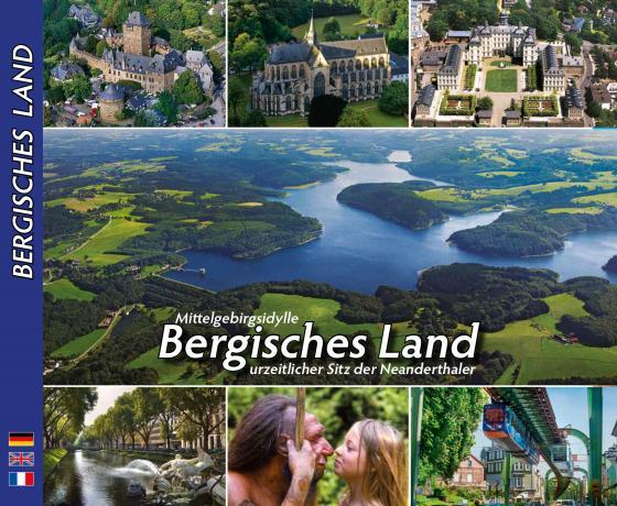Cover-Bild Mittelgebirgsidylle BERGISCHES LAND