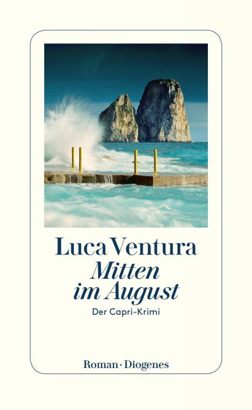 Cover-Bild Mitten im August