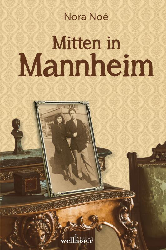 Cover-Bild Mitten in Mannheim