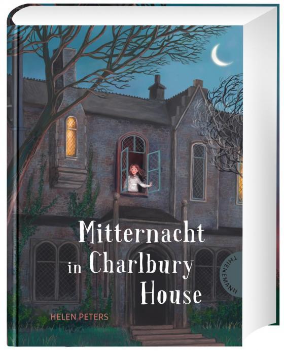 Cover-Bild Mitternacht in Charlbury House