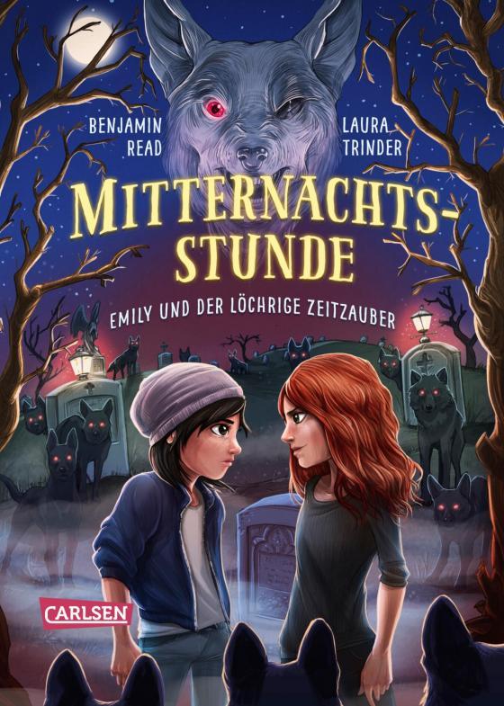Cover-Bild Mitternachtsstunde 2: Emily und der löchrige Zeitzauber