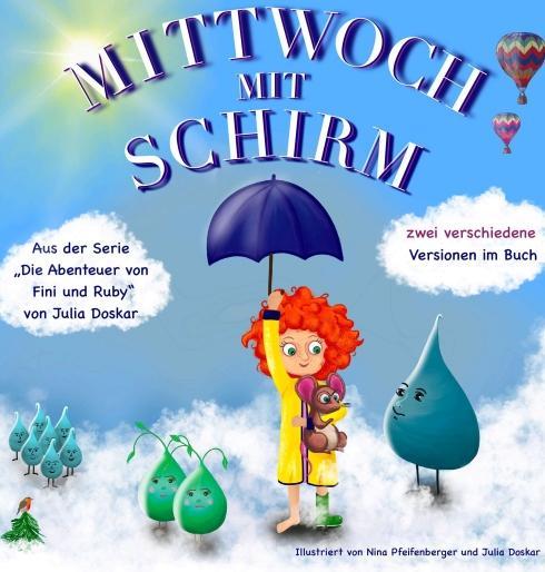 Cover-Bild Mittwoch mit Schirm