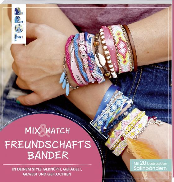 Cover-Bild Mix & Match Freundschaftsbänder