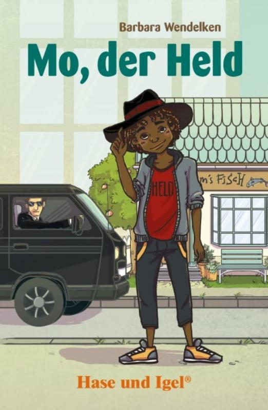 Cover-Bild Mo, der Held