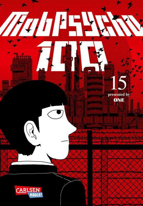 Cover-Bild Mob Psycho 100 15 (Mob Psycho 100 15)