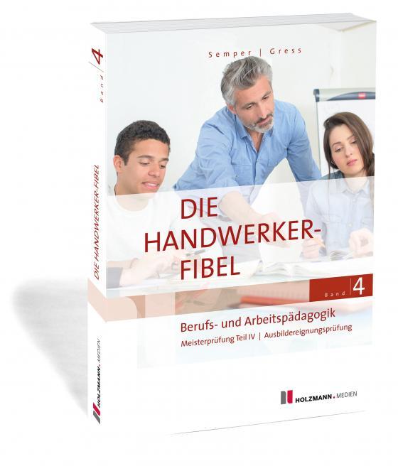 "Cover-Bild Mobi ""Die Handwerker-Fibel"", Band 4"