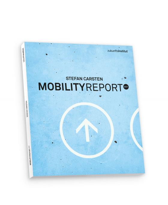 Cover-Bild Mobility Report 2021