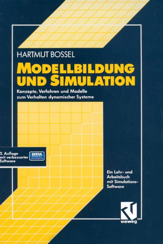Cover-Bild Modellbildung und Simulation