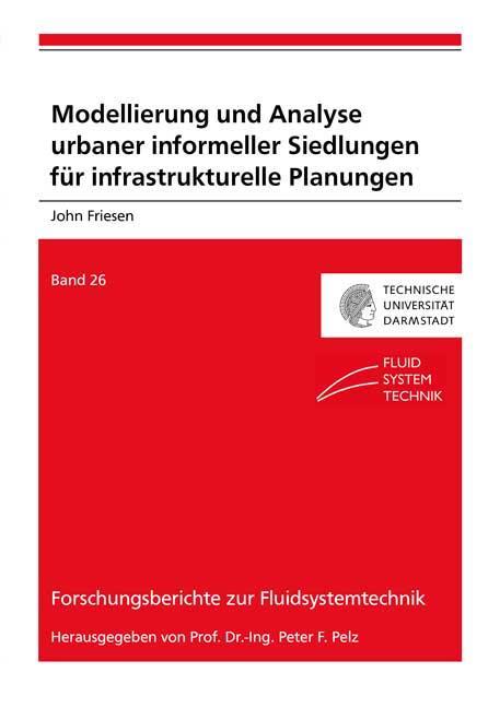Cover-Bild Modellierung und Analyse urbaner informeller Siedlungen für infrastrukturelle Planungen