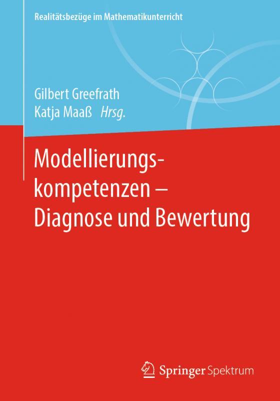 Cover-Bild Modellierungskompetenzen – Diagnose und Bewertung