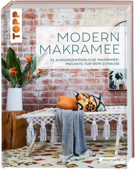 Cover-Bild Modern Makramee