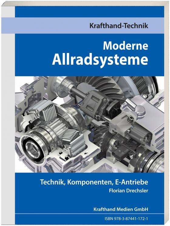 Cover-Bild Moderne Allradsysteme