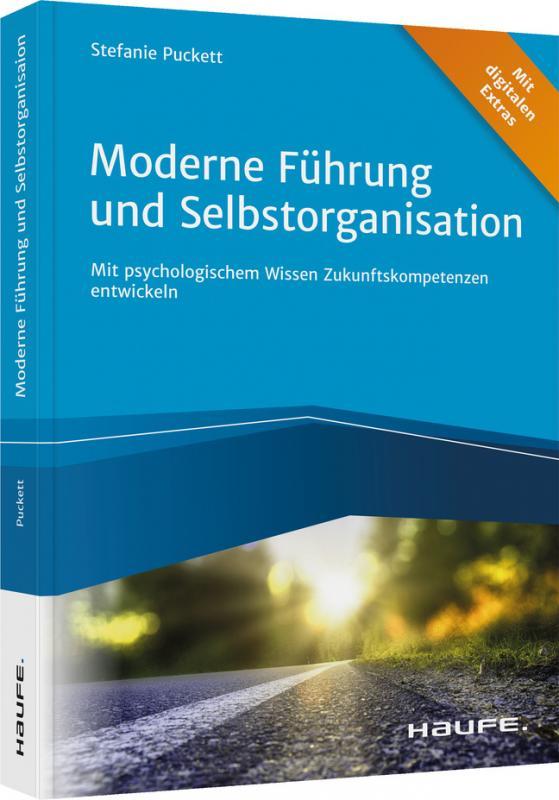 Cover-Bild Moderne Führung und Selbstorganisation