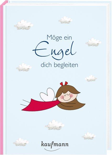 Cover-Bild Möge ein Engel dich begleiten
