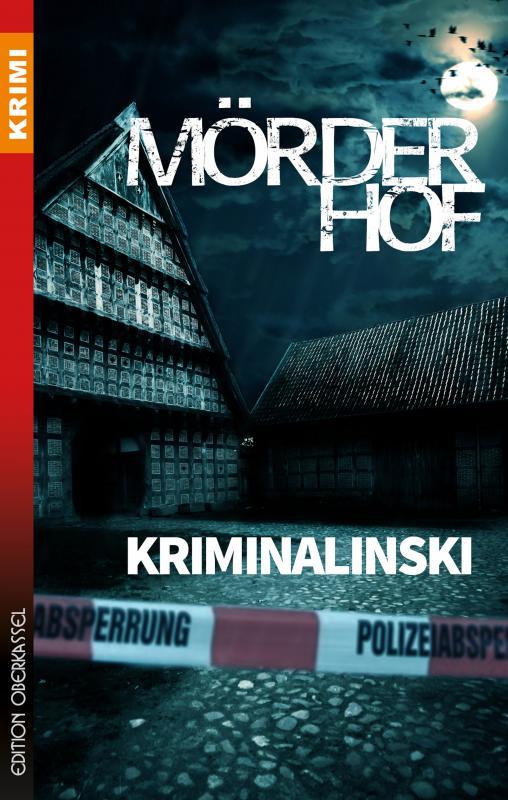 Cover-Bild Mörderhof