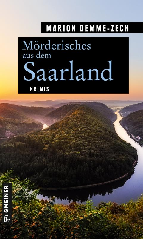 Cover-Bild Mörderisches aus dem Saarland