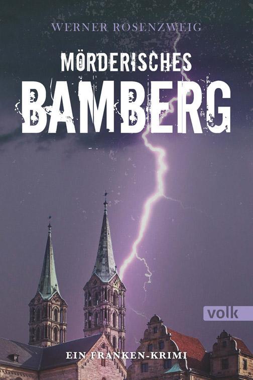 Cover-Bild Mörderisches Bamberg
