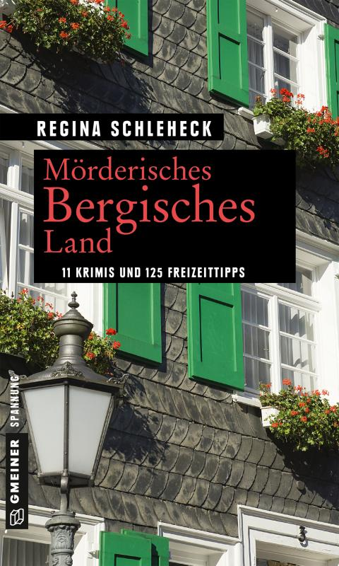Cover-Bild Mörderisches Bergisches Land
