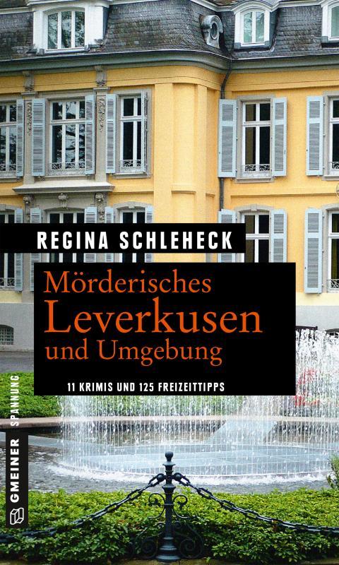 Cover-Bild Mörderisches Leverkusen und Umgebung
