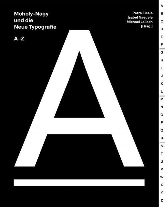 Cover-Bild Moholy-Nagy und die Neue Typografie