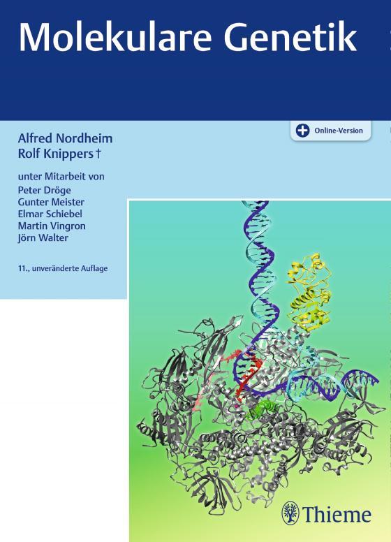 Cover-Bild Molekulare Genetik
