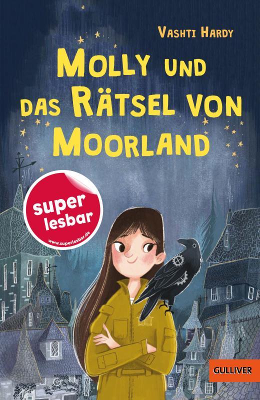 Cover-Bild Molly und das Rätsel von Moorland