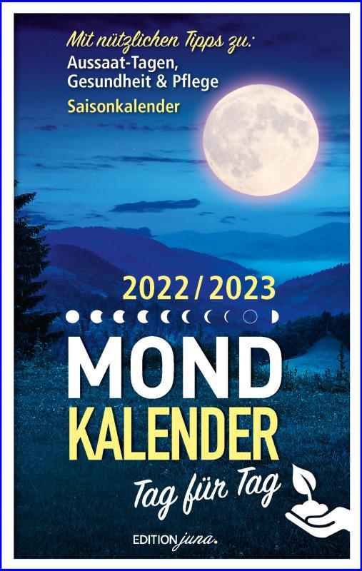 Cover-Bild Mondkalender