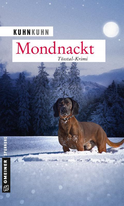 Cover-Bild Mondnackt