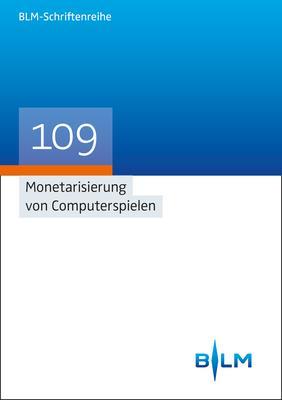 Cover-Bild Monetarisierung von Computerspielen