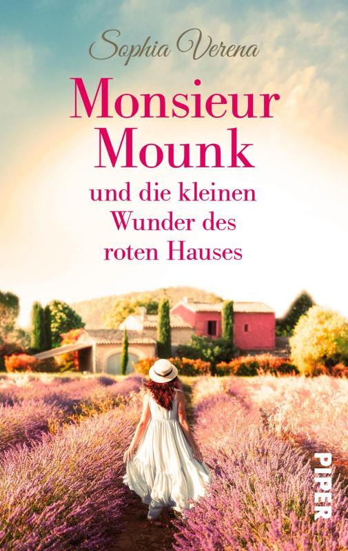Cover-Bild Monsieur Mounk und die kleinen Wunder des roten Hauses