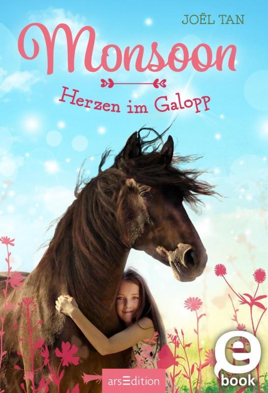 Cover-Bild Monsoon - Herzen im Galopp