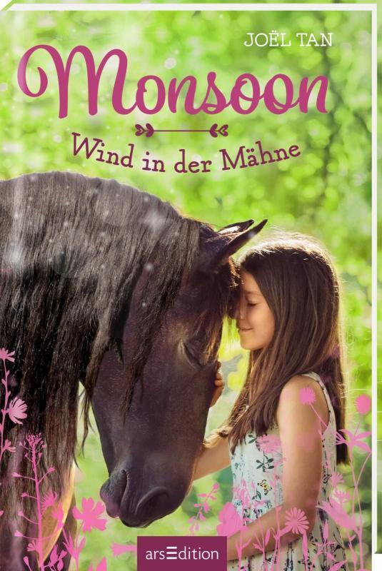 Cover-Bild Monsoon - Wind in der Mähne