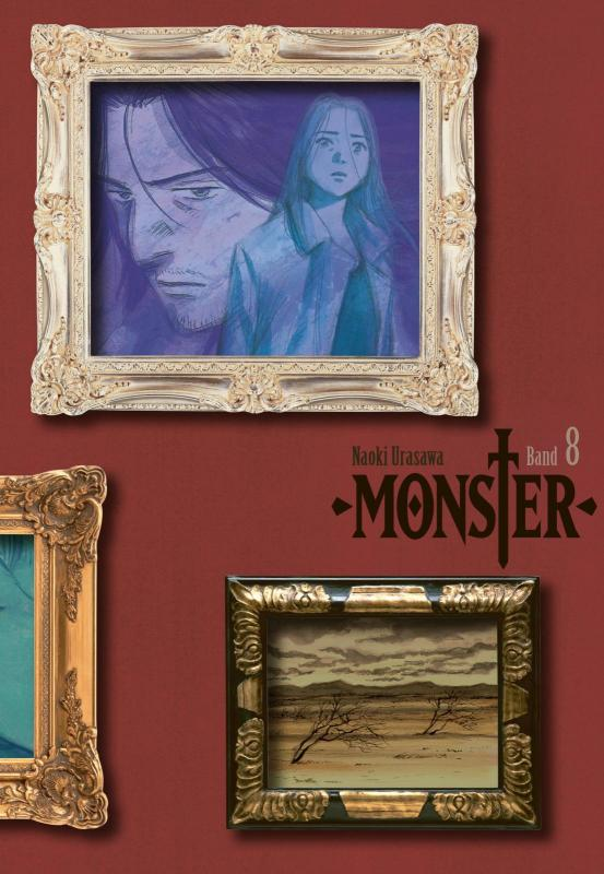 Cover-Bild Monster Perfect Edition 8
