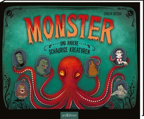 Cover-Bild Monster und andere schaurige Kreaturen