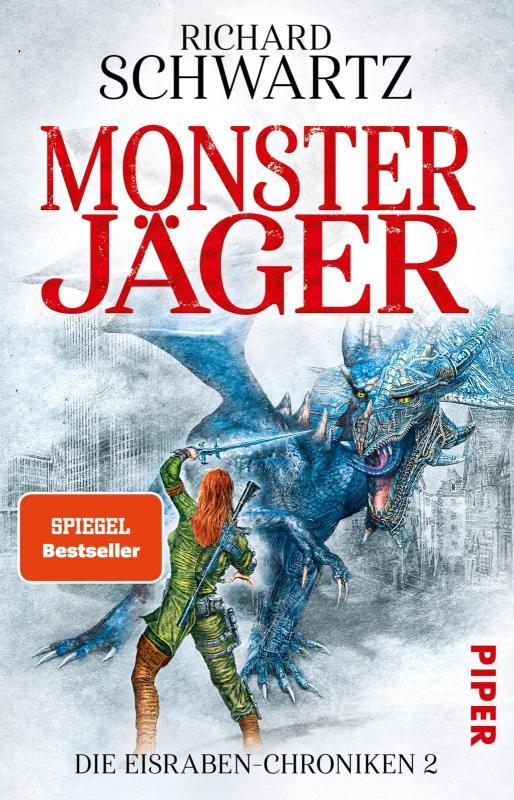 Cover-Bild Monsterjäger
