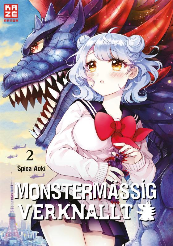 Cover-Bild Monstermäßig verknallt – Band 2
