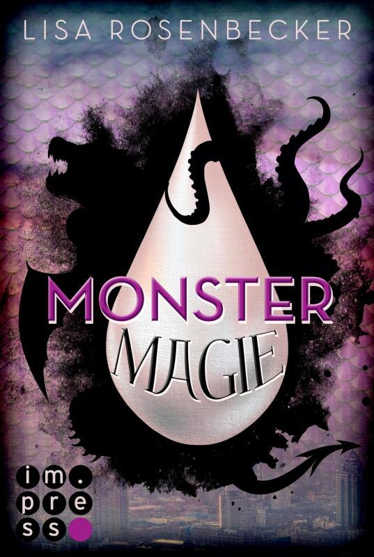 Cover-Bild Monstermagie