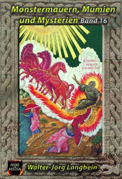Cover-Bild Monstermauern, Mumien und Mysterien: Band 16