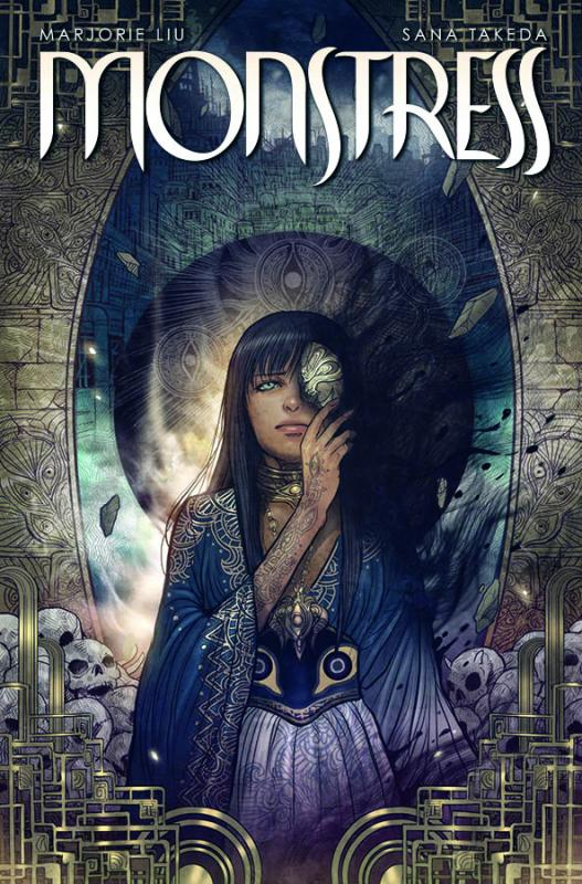 Cover-Bild Monstress 3