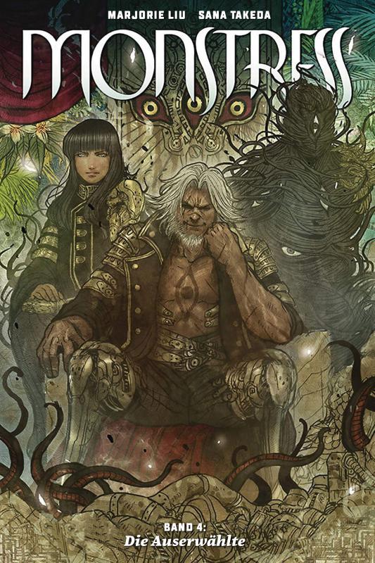 Cover-Bild Monstress 4