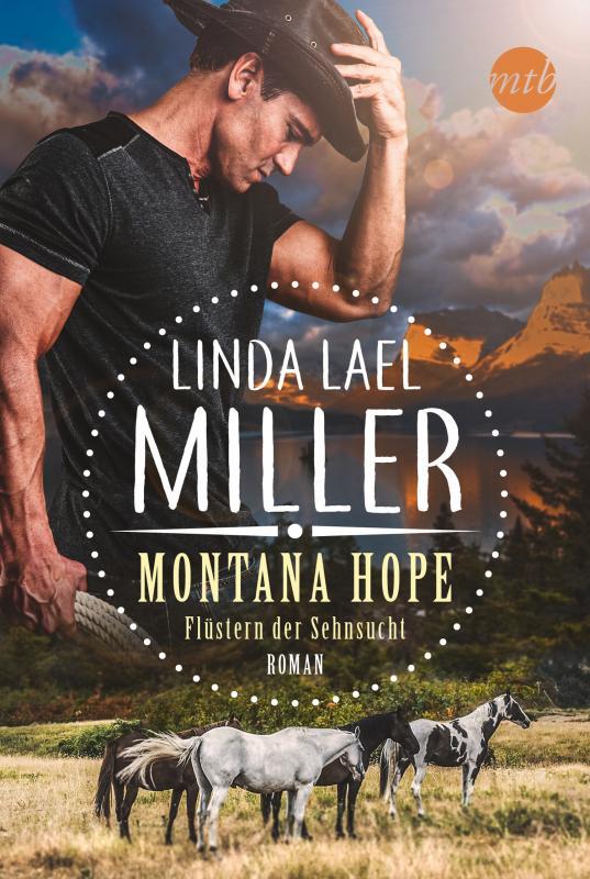 Cover-Bild Montana Hope - Flüstern der Sehnsucht