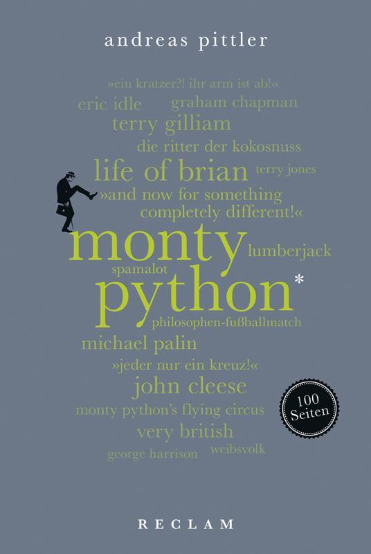 Cover-Bild Monty Python. 100 Seiten
