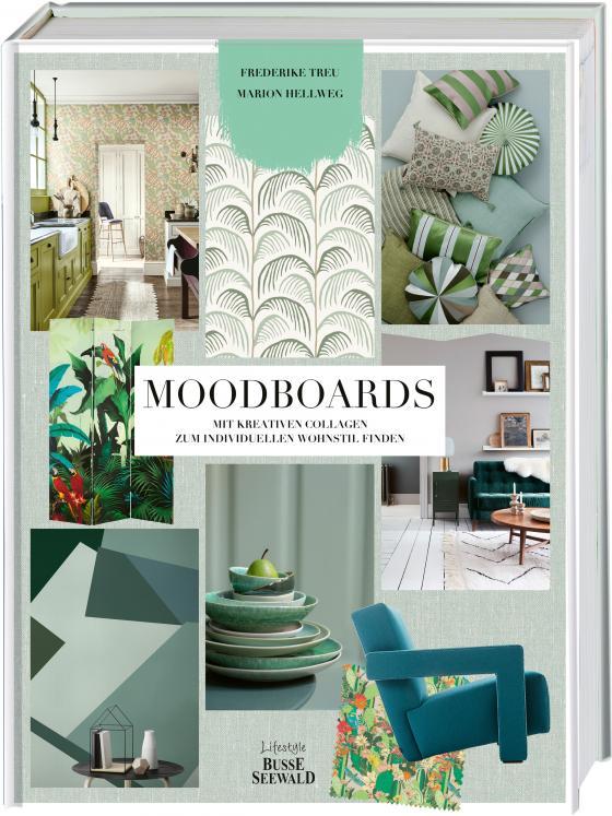 Cover-Bild Moodboards