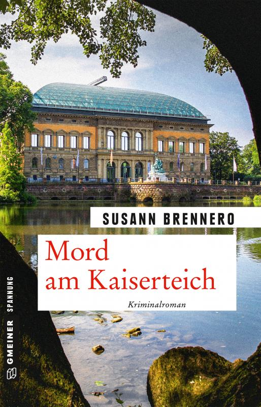 Cover-Bild Mord am Kaiserteich