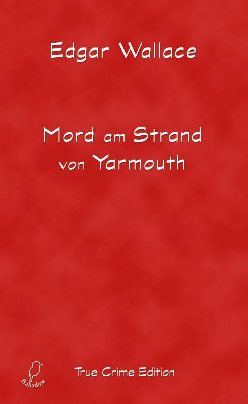 Cover-Bild Mord am Strand von Yarmouth